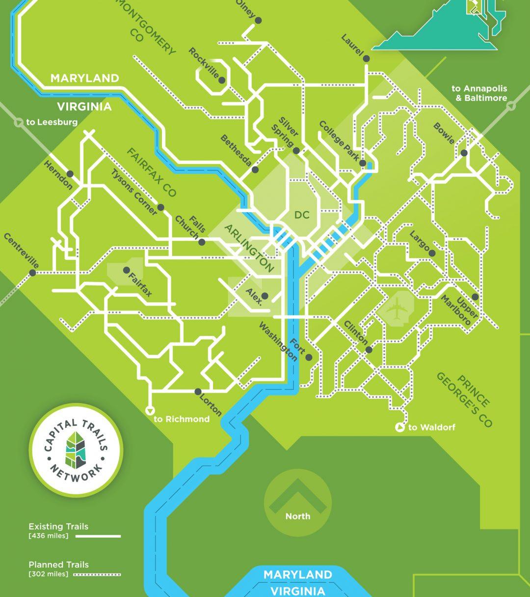 Capital Trails Coalition